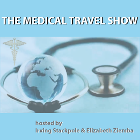 About The Medical Travel Show Podcast and Radio Hosts